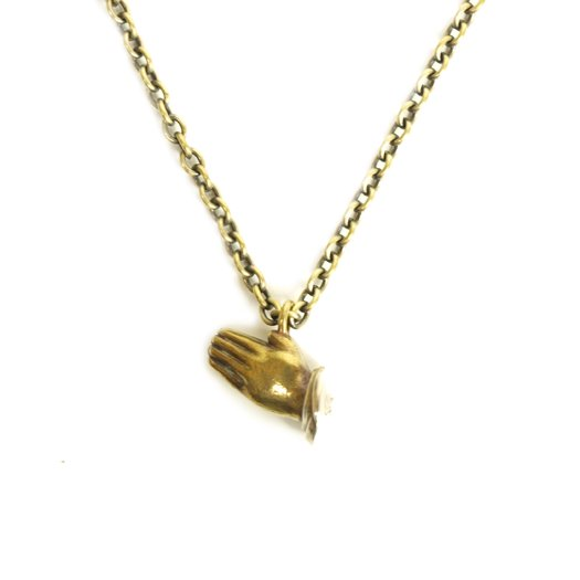 【CLUCT】PLAYHAND ANTIQUE NECKLACE【ネックレス】