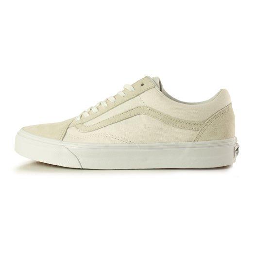 【RADIALL】OLD SKOOL REISSUE CA TRUE WHITE 【シューズ・スニーカー・靴】