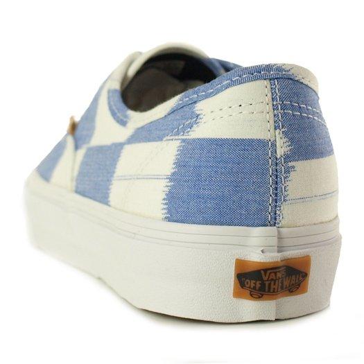 VANS AUTHENTIC CA (BLUE/WHITE)