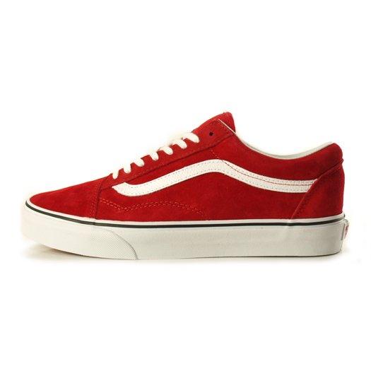 【VANS CLASSIC】VANS OLD SKOOL (SPORT) RACING RED/SNAKE【シューズ・スニーカー・靴】