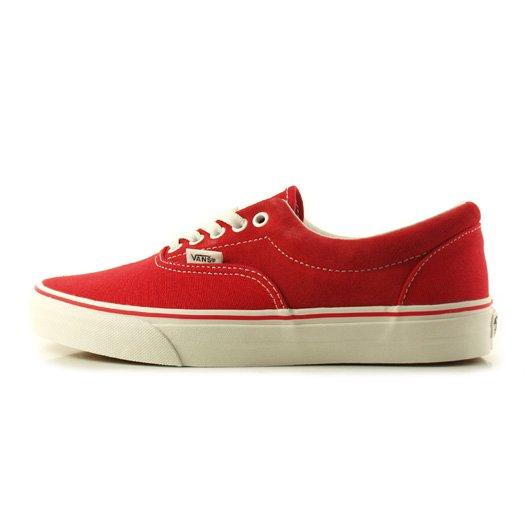 【VANS CLASSIC】ERA CANVAS/SUEDE RACING RED【シューズ・スニーカー・靴】