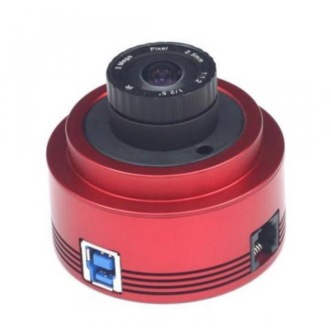 ASI290MM 1/3インチ裏面照射センサー モノクロカメラ