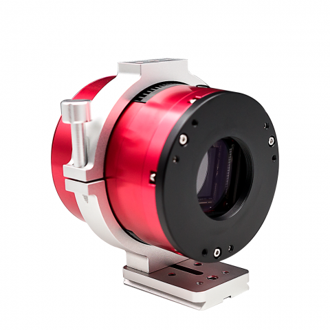ASI冷却カメラ専用三脚座付リング(86mm)