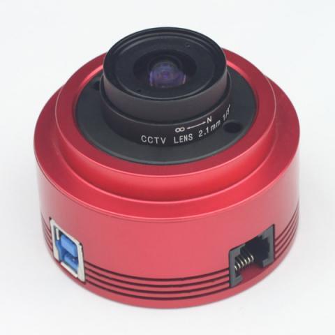 ASI290MC 1/3インチ裏面照射センサー ...