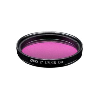 ZWO社製UV/IRカットフィルター 2インチ M48サイズ
