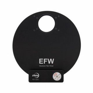 ZWO 電動式フィルターホイール 薄型USB (ZWO EFW 7 x 2″)用