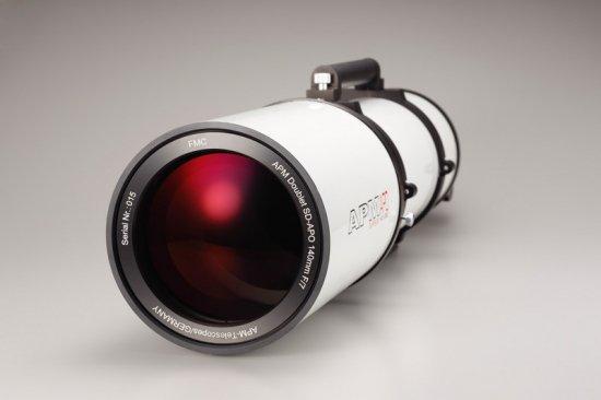 APM 二枚玉SD Apo 140 f/7 FPL53 鏡筒