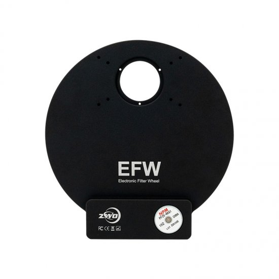 New ZWO EFW 7x36mm