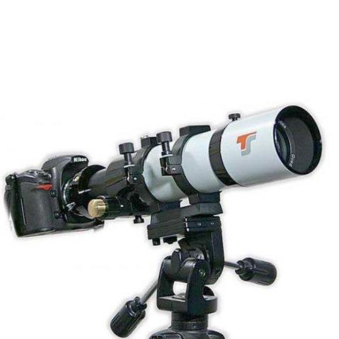 TS Quadruplet APO 65mm f/6.5用M48変換アダプター