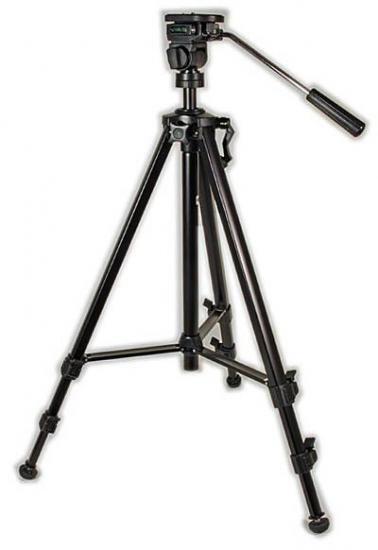 Triton F103 camera tripod w/ panhead - 50-152cm - 3kgs load
