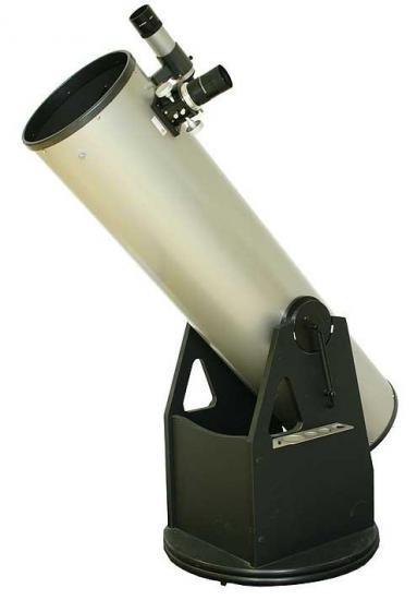 "GSO Dobson 250/1250mm Telescope - 2 ""Crayford ACTION"