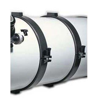 Aluminum pipe clamps telescope tubes D = 230mm