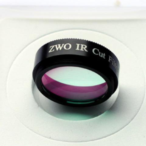 """ZWO製 IR/UV カットフィルター - 1.25"""" サイズ"""