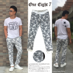 <img class='new_mark_img1' src='https://img.shop-pro.jp/img/new/icons33.gif' style='border:none;display:inline;margin:0px;padding:0px;width:auto;' />ワンエイトセブン 187 パンツ oe7-PAN-009
