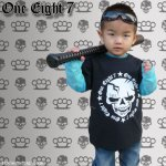【KIDS】ワンエイトセブン 187 Tシャツ oe7-kids-001