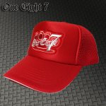 ��󥨥��ȥ��֥� 187 ����åס�oe7-CAP001(RED��RED)