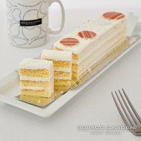 バトンケーキ「ホワイトチョコレート」