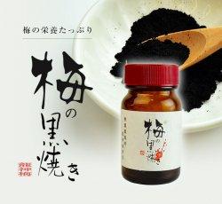 龍神梅 梅の黒焼き(龍神梅の仁の黒焼き)20g【送料無料】