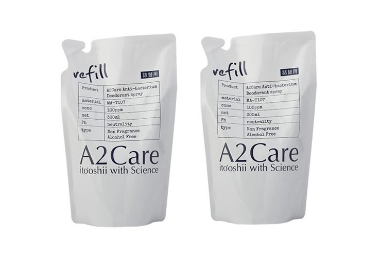 A2Care 300ml refill( 詰替用)2個セット