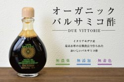 DUE VITTORIE ドゥエ・ヴィットーリエ オーガニック コンディメントバルサミコ酢 125ml<img class='new_mark_img2' src='https://img.shop-pro.jp/img/new/icons7.gif' style='border:none;display:inline;margin:0px;padding:0px;width:auto;' />