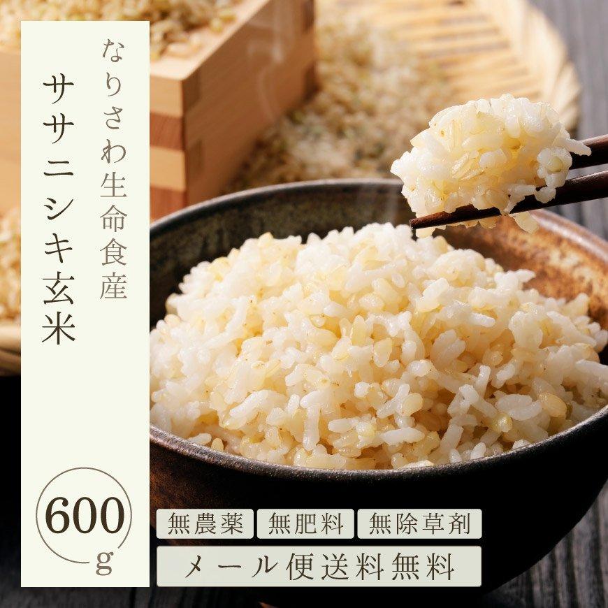 ササニシキ玄米
