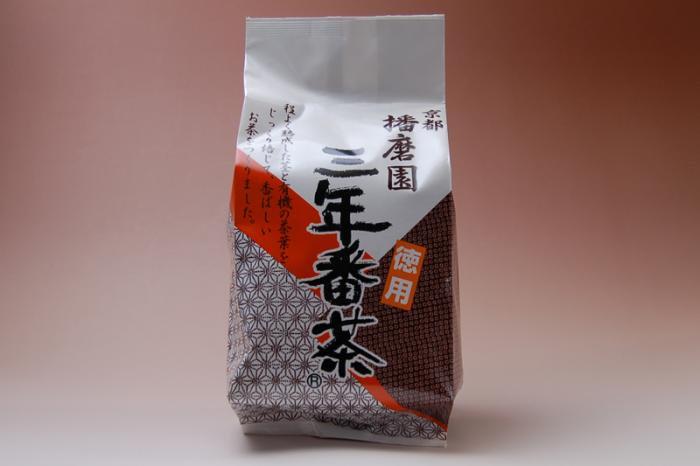 三年番茶 (京都府・奈良県・三重県産)お徳用360g