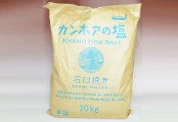 カンホアの塩(石臼挽き)20kg(業務用)
