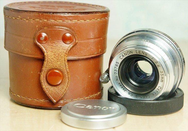 安い広角レンズ!! CANON LENSE35mmF3...