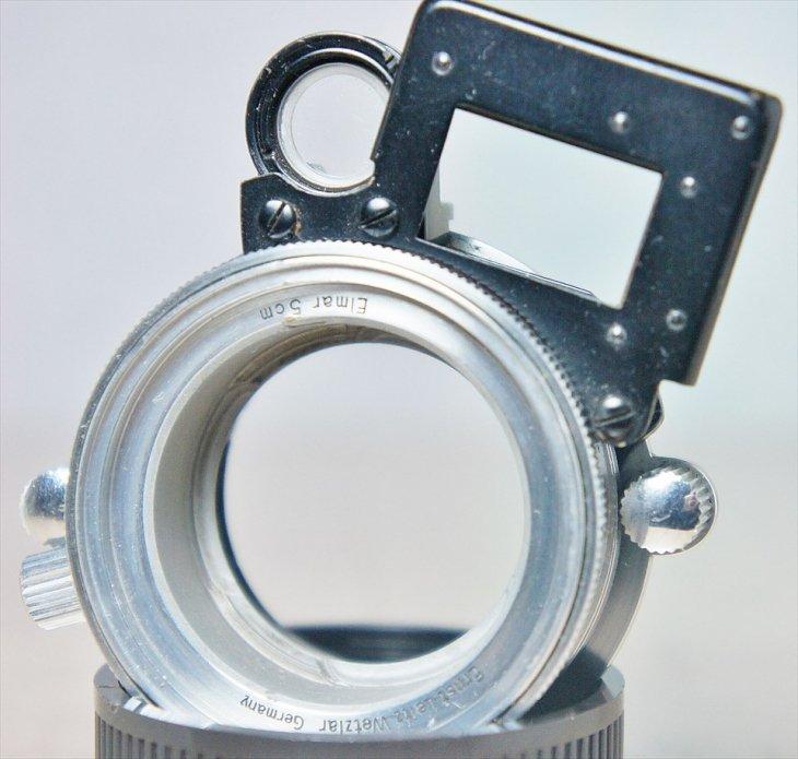 Elmar50mmF3.5用接写用アダプター NOOKY(ヌーキー) 整備済み
