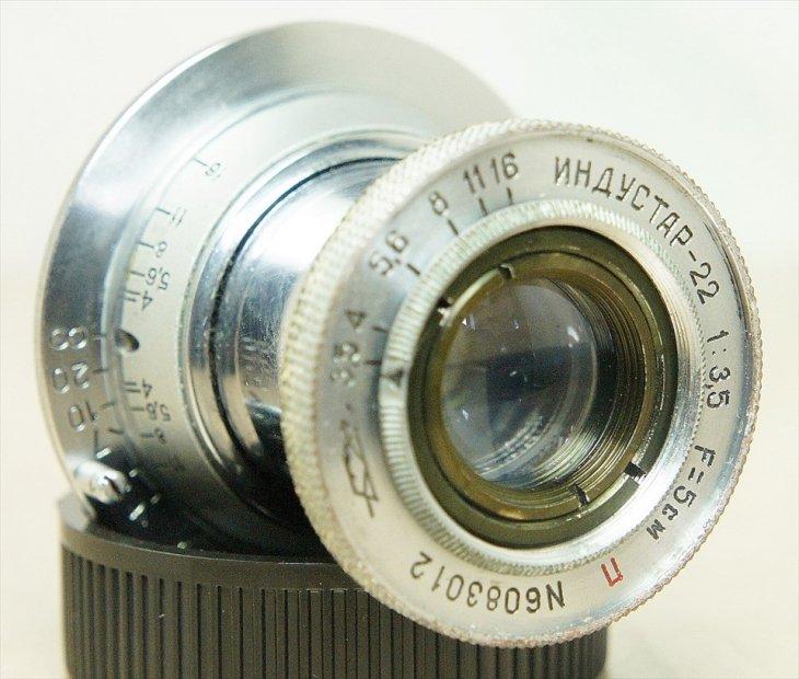 安いけどしっかり写る!! INDUSTER-22(インダスター)50mmF3.5