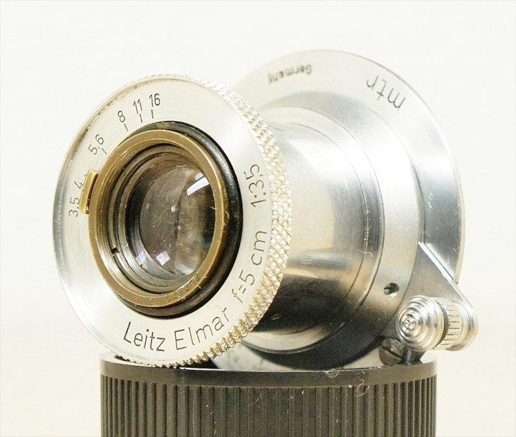 Elmar(エルマー)50mmF3.5 コーティング 整備済み