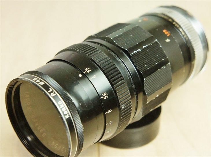 レンズフィルターついてます♪ Komura(コムラー)105mmF3.5 レンズ清掃済み
