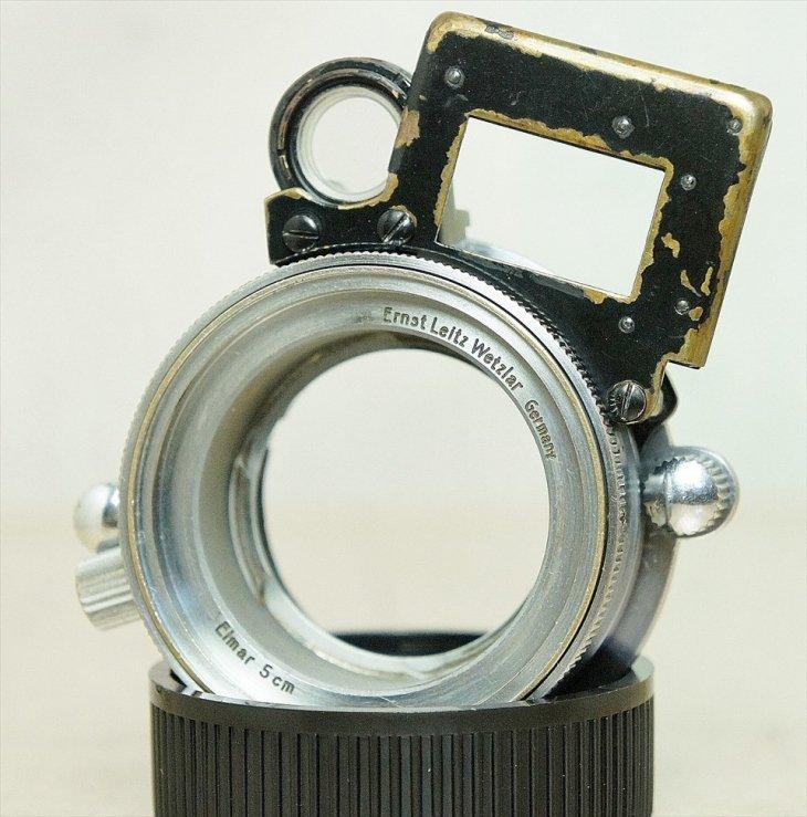 Elmar50mmF3.5用接写用アダプター NOOK...