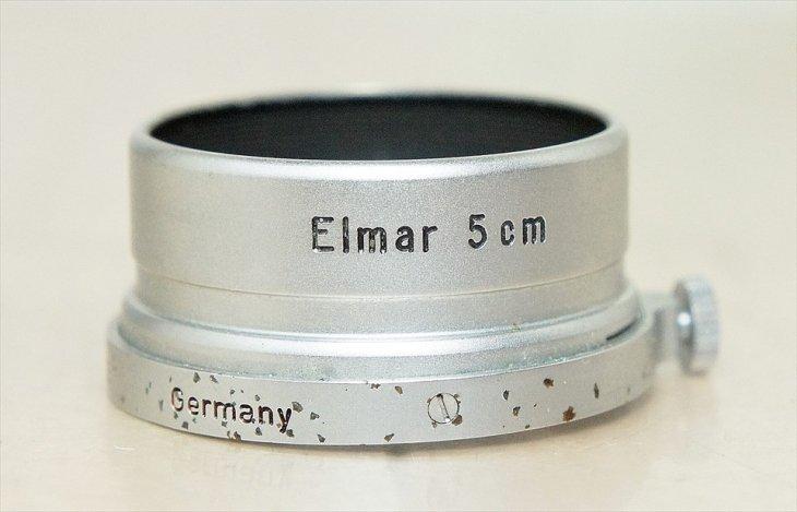 Elmar(エルマー)50mmF3.5用レンズフー...