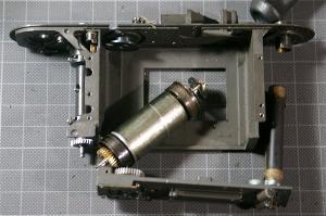 バルナックライカ修理 IIIfBD(3fセルフタイマーなし) オーバーホール