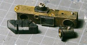 バルナックライカ修理 IIIc(3c) ファインダークリーニング