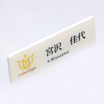 カラータイプ 500個~ ワニ口クリップ&安全ピン