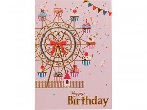 【メッセージカード】Happy Birthday