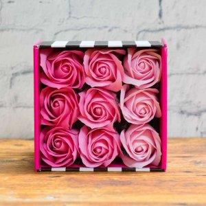 【お花の入浴剤バスフレグランスソープ】バービー ローズボックス