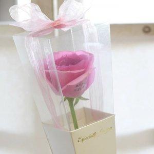 【メッセージフラワー】生花 スタンディングフラワー[ピンク]