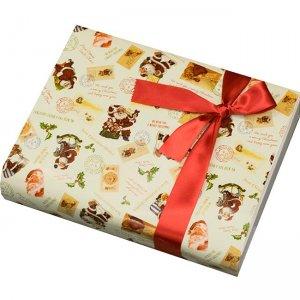 [クリスマス限定ラッピング]【バラ風呂セット】ローズファタール