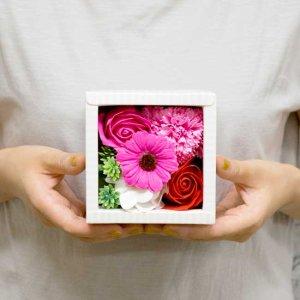 【お花の入浴剤バスフレグランスソープ】ボックスフルール