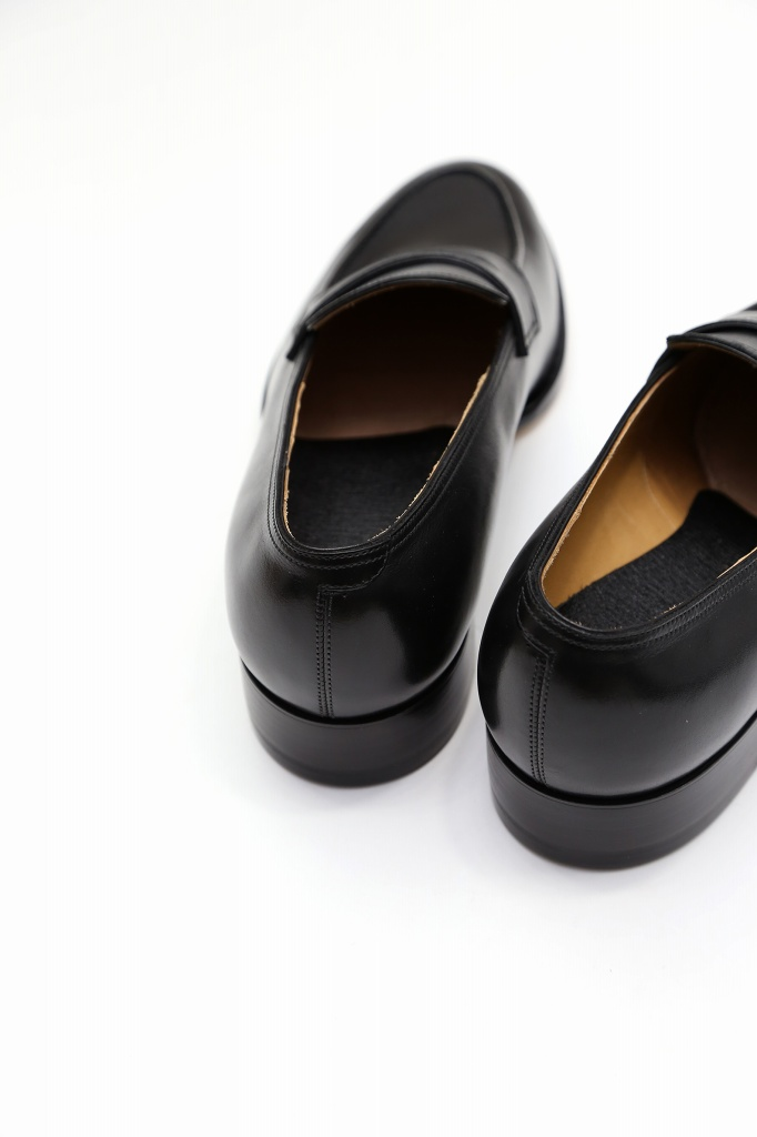 forme フォルメ Loafer ローファー 黒 メンズ