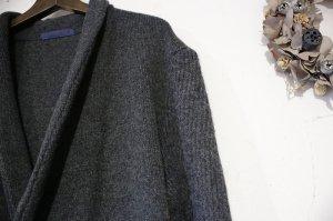 semoh - knit coat
