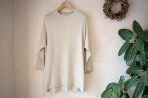 evam eva - covering yarn tunic