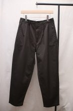 SETTO - FIRST TIME - WIDE TUCK PANTS