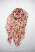 R&D.M.co- - CHARLIE BELL GAUZE SHAWL