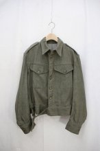 LILY1ST VINTAGE - 1952's British Royal Army Denim Blouson