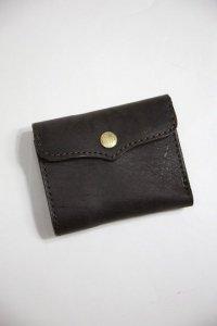saranam - 三つ折り財布 kudu