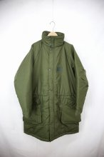 [Dead Stock] Swedish Military M90 Field Coat(Mens)
